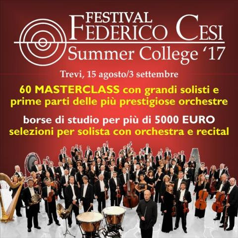 Summer College 2017 - La vendetta!!