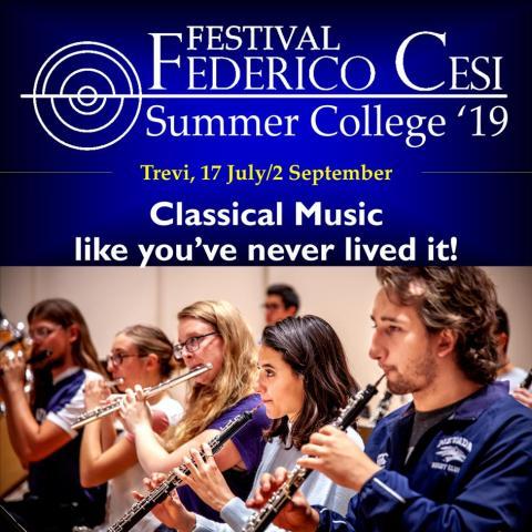 Summer College 2019