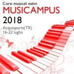Campo Musicale Estivo per Ragazzi