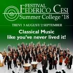 Summer College 18 - La Musica Classica come non l'hai mai vissuta!!